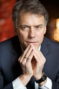 Hugo Boss Chief Executive Officer Claus-Dietrich Lahrs