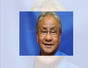 Minister Datuk Seri Hasan Malek