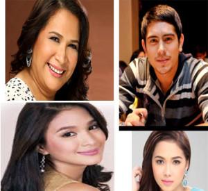 Philippine Showbiz Briefs - Janice De Belen, Gerald Anderson, Heart Evangelista in the Spotlight