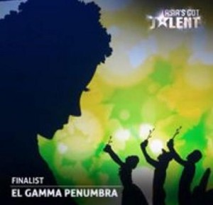 El Gamma Penumbra, Asia's Got Talent Champion