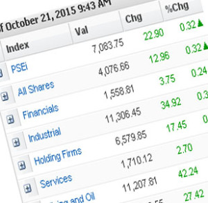 philippine-stock-exchange