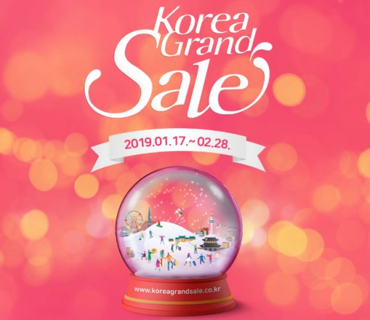 Korea Grand Sale 2019
