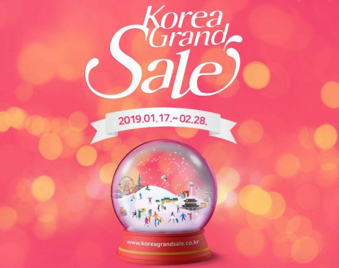 Korea Grand Sale 2019