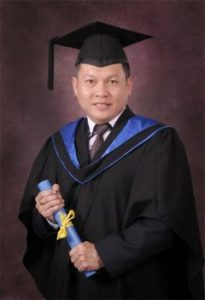 Mr. Chin Tek Mun, the Chief Strategy Officer and Associate Director of BLLZ