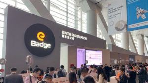 "The 11th HKTDC Hong Kong International Lighting Fair (Spring Edition) came to a successful conclusion today (9 April). Around 21,000 buyers from 124 countries and regions attended the fair. Many exhibitors and visitors seamlessly accessed the fairground by downloading ""e-Badge"" from the HKTDC Marketplace App."
