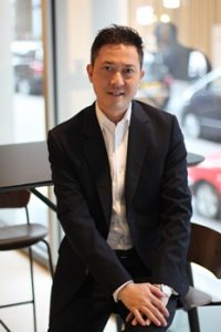 Managing Director of Ebury Partners Hong Kong Limited, Mr. Edmond Tam