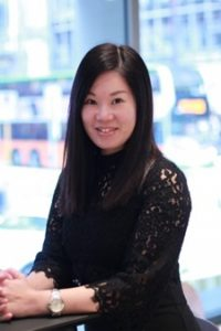 Sales Director of Ebury Partners Hong Kong Limited, Ms. Prudence Lo