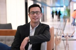 Head of Desk of Ebury Partners Hong Kong Limited, Mr. Mark Lam
