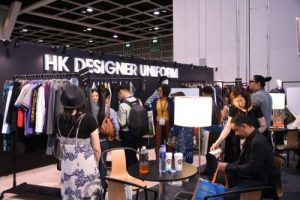 The Corporate Fashion and Uniforms zone presented high-end fashion and local designer collections.
