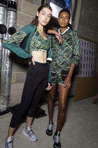 Photo 5: Models at backstage