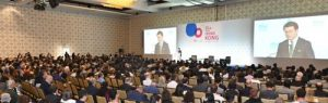 """""""Think Asia, Think Hong Kong"""" 2019 attracted more than 1,500 participants eager to enter the Asian marketplace, either through Hong Kong or by making Hong Kong their home."""