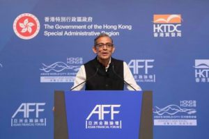 Prof Abhijit Banerjee, winner of the 2019 Nobel Prize in Economics and Ford Foundation Professor of Economics at the Massachusetts Institute of Technology, was the keynote speaker at the keynote luncheon on the second day of the forum.