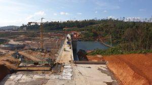 Construction Site in Laos