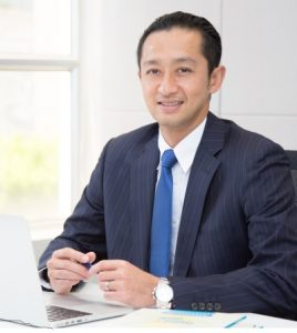 Mr. Kiyotaka Ando, Executive Director, Chairman and Chief Executive Officer of Nissin Foods