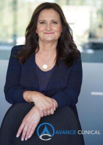 Avance Clinical的首席执行官 Yvonne Lungershausen