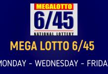 6/45 Megalotto