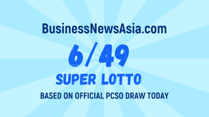 6 /49 Lotto Result