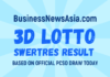 3D Swertres Lotto Result Today