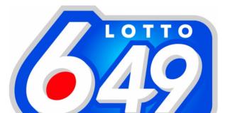 Canada Lotto 6/49 Result