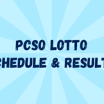PCSO Lotto Games & Results