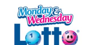 Australia Monday & Wednesday Lotto Result