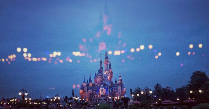Walt Disney China
