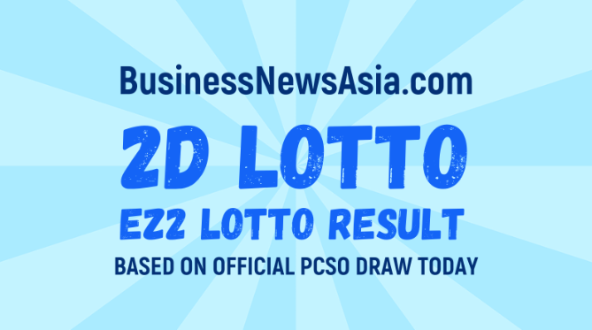 2D Lotto Result Today Final