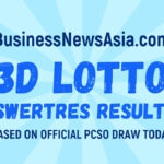3D Lotto Result