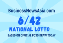 6/42 Lotto Result Final