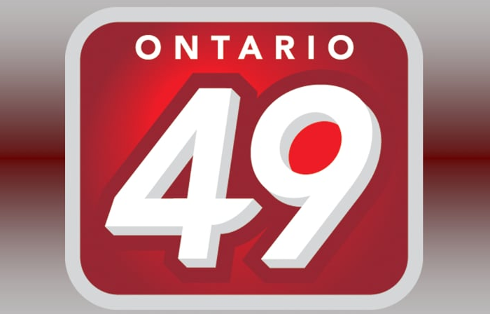 Ontario 49 Lottery Result