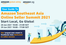 Amazon Southeast Asia Online Seller Summit 2021