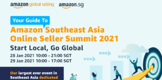Amazon Southeast Asia Online Seller Summit 2021