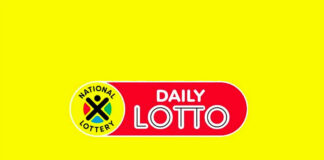 Daily Lotto Result South Africa