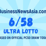 Ultra Lotto 6/58 result