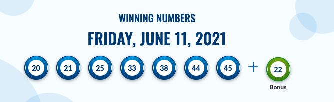 Lotto Max Previous Result