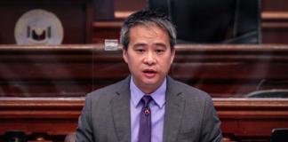 Senator Joel Villanueva