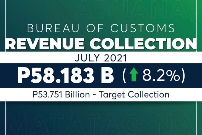 BOC Revenue Collection
